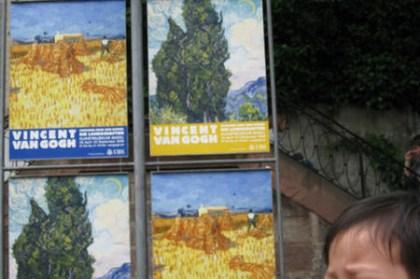 (瑞士)20090531 Basel巴賽爾與梵谷名畫展