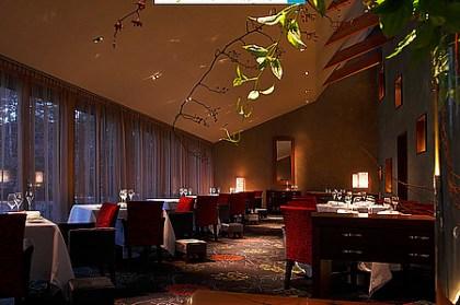 (日本長野縣) 輕井澤 星のや 連續三年代表日本比賽法國料理Bleston Court Yukawatan 法式晚餐