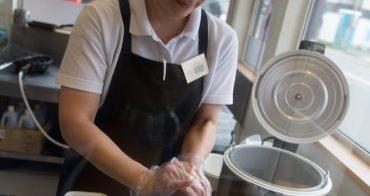 札幌人早餐吃現捏飯團@創業90年米屋專門店 米店直營飯團店  おむすび きゅうさん