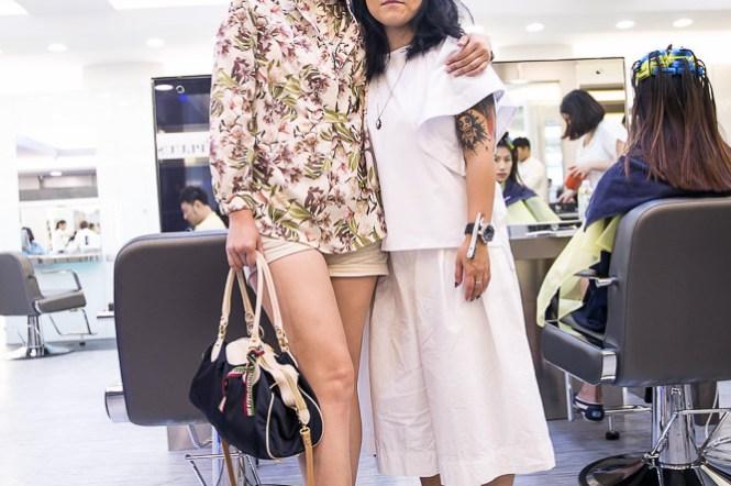 (美髮一級戰區推薦) 開學了,媽媽跟孩子一起打理行頭吧!南京三越前店 +PLUUS日式美髮 Choyce粉絲可索取折價500元優惠