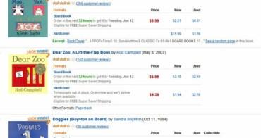 (小小孩愛閱讀) 給幼兒的第一本英語繪本 推薦Sandra Boynton硬殼書 台灣也買得到美國暢銷書 Boyton's Greatest Hits