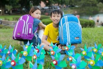國小學童書包推薦 成長期孩子最需要 當作新學期禮物【Tiger Family】彩虹超輕量護脊書包