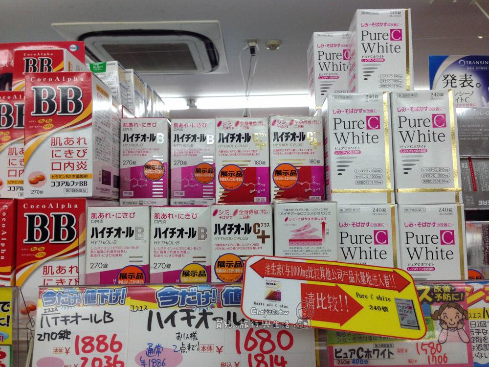 (日本東京購物) 不用去上野或吉祥寺。新宿也可以買到便宜藥妝 DAIKOKU DRUG – Choyce寫育兒。旅行與生活