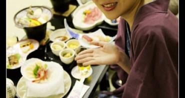 (日本) 青森縣 南田温泉ホテルアップルランドApple Land飯店 蘋果全餐(猜猜看有幾道菜有蘋果躲在裡面?)