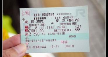 (日本旅遊Q&A) JR車票網路預約開票事宜,小孩西瓜卡購買、新幹線取消退費,手續費怎麼計算?