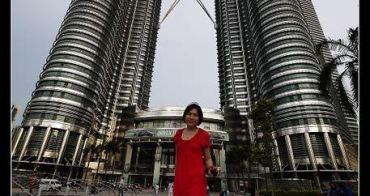 (馬來西亞) 吉隆坡市中心地標-雙子星大樓