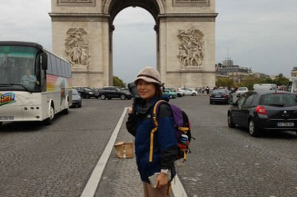 (巴黎旅行隨筆) 四歐元上了一課:我的現狀,是因你而起