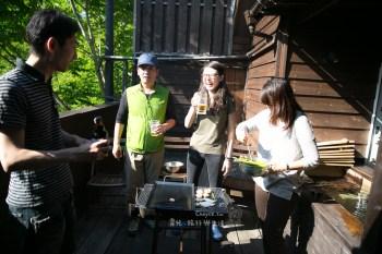 小樽住宿 小木屋包棟住宿 野營,BBQ,野溪河釣 溫克爾鄉村飯店 (Winkel Village)