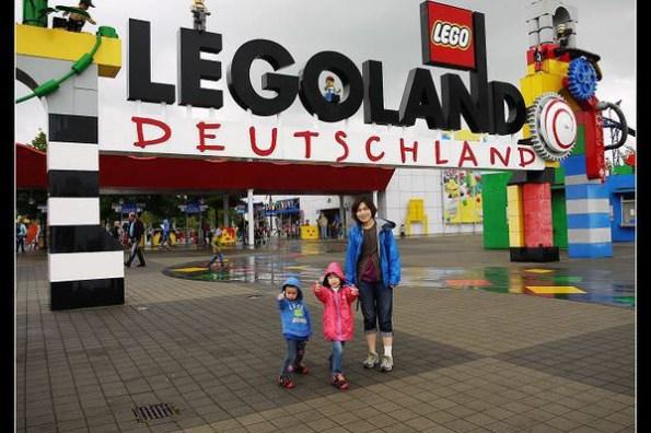 (歐洲) 德國 Günzburg Legoland Deutschland Discovery Country 樂高探索樂園