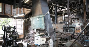 (日本島根縣觀光) 鍛冶工房 弘光 女鐵匠 柘植由貴 的故事