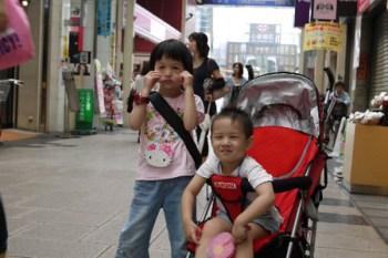 (日本)20100707 黑門市場+大阪本町阿卡將