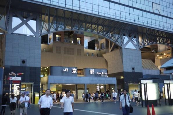(日本)20100710 京都車站Skywalk