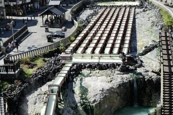(日本群馬縣) 草津溫泉 泉質主義 湯畑也是溫泉樂園《羅馬浴場2》Thermae Romae取景地 草津交通