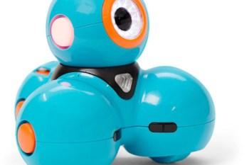 (娛樂) Dash & Dot機器人 藍芽連接平板或手機 中文app撰寫Scratch程式語言控制 說中文的遙控機器人