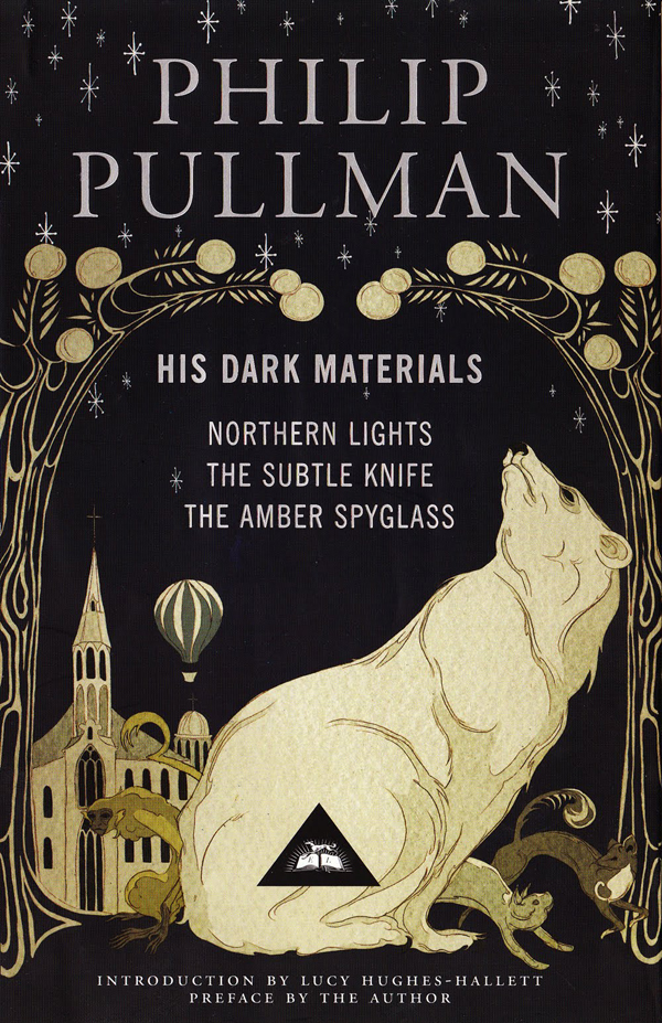 His Dark Materials series cover redesign