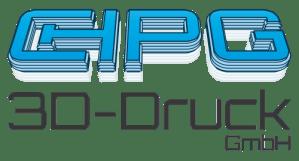 Das Logo der CHPG 3D-Druck GmbH