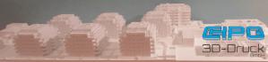Header-Bild für die CHPG 3D-Druck GmbH