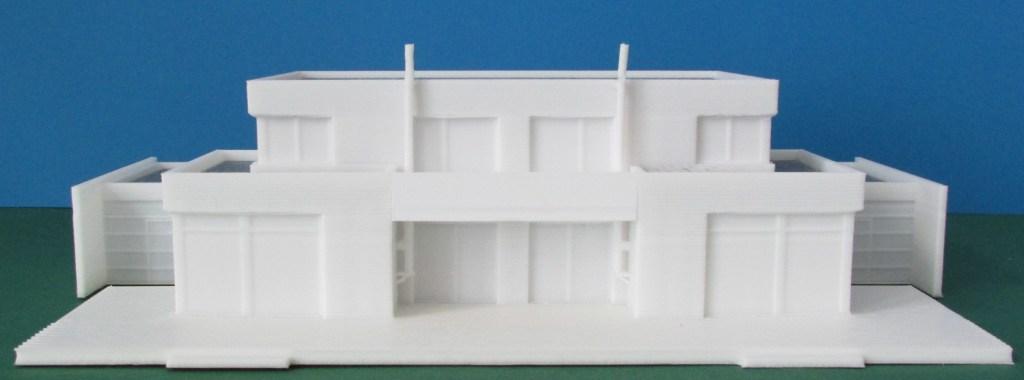 Doppelhaus von GRIFFNER