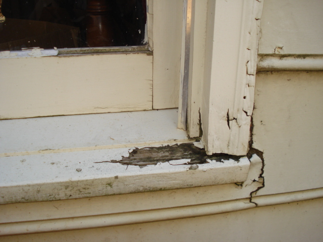 Recommend Someone To Repair Rotted Window Sills?  Church