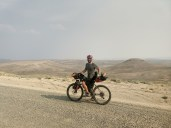 Riding along WY continental divide