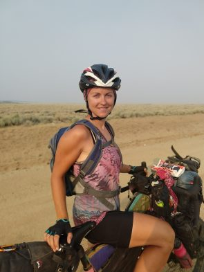 WY Desert Portrait