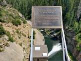 Dam above Steamboat