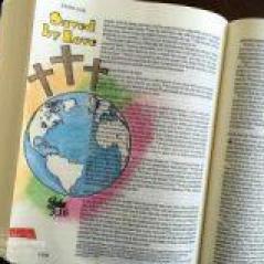 Bible Journaling - Jean 3v16