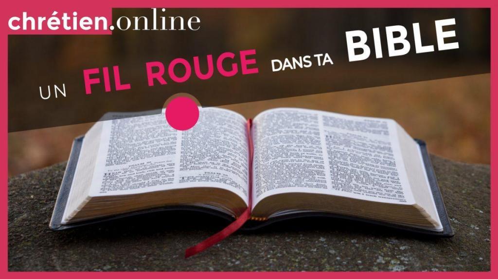 Fil Rouge Bible Jésus