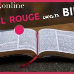 Un Fil Rouge dans ta Bible Jésus