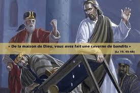 """Résultat de recherche d'images pour """"Luc 19,45-48"""""""