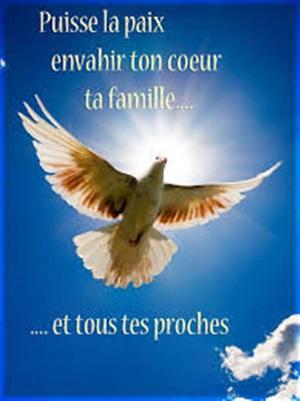 Heureux Les Artisans De Paix : heureux, artisans, CHRETIENS, MARCHE, Défi