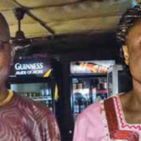 Stella et Emmanuel ont perdu leurs deux filles dans l'attentat. csi