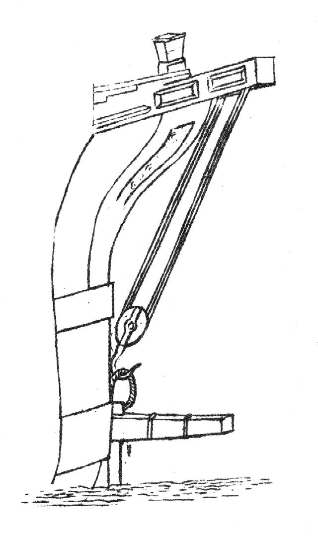 Falconer Plate II. 14. Cathead