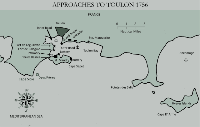 Approaches to Toulon Neo
