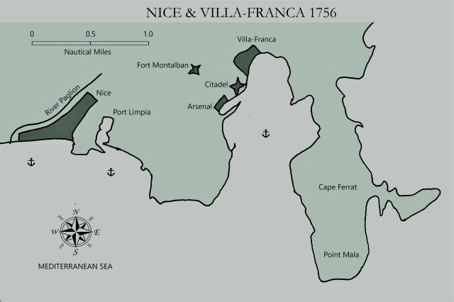 Nice & Villa-Franca Neo