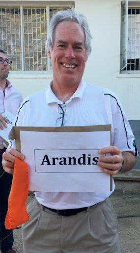 Breaking News: I'll be living in Arandis