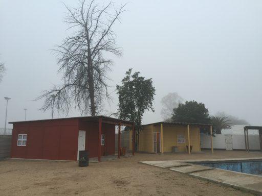 The call it the Swakopmund mist.