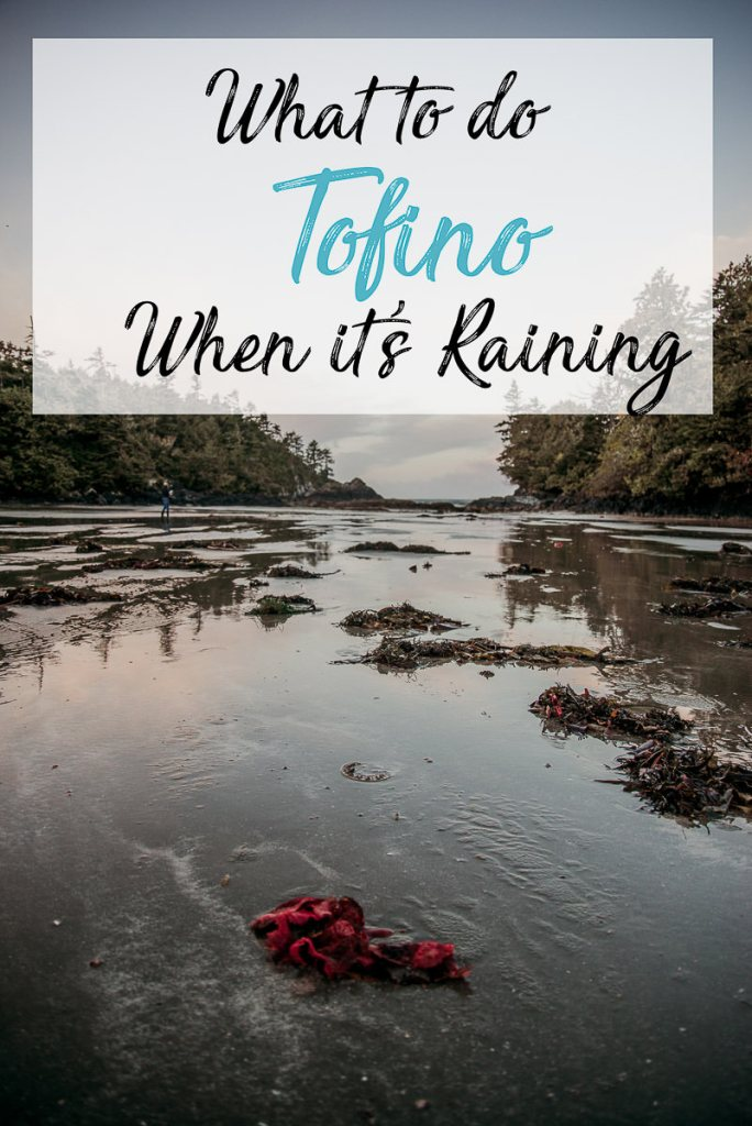 What to do in Tofino when its raining