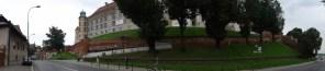 Panorama Wawel