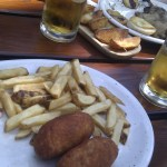 Mittagessen in Zakopane