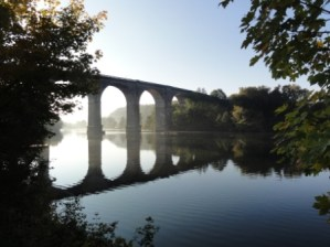 Ruhrviadukt am Harkortsee