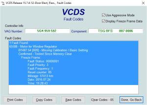 vcdsWindowRegulator