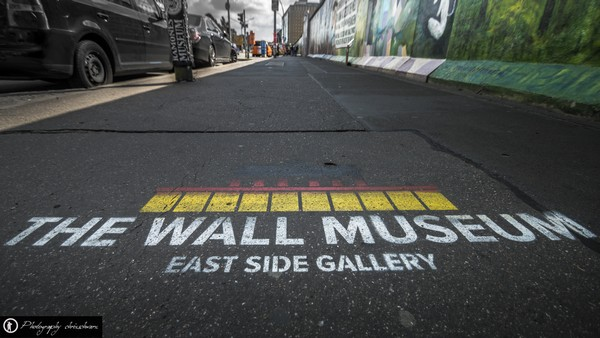 East-Side-Gallery, Berlin