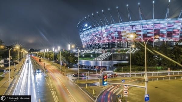 Stadion Narodowy - Nationalstadion