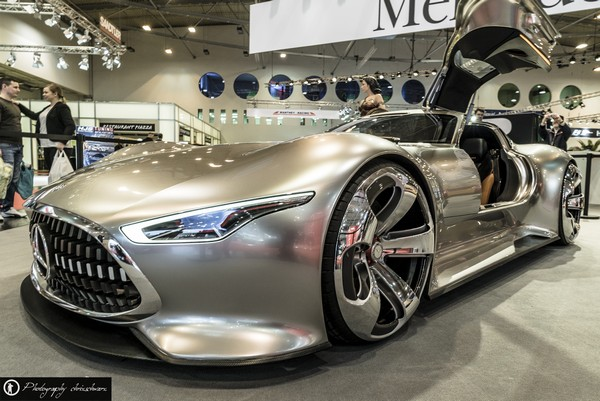 Mercedes-Benz AMG Vision Grand Turismo