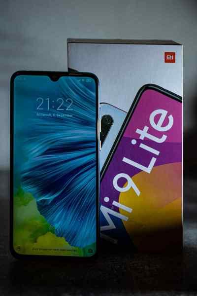 Xiaomi Mi 9 Lite - 6 GB, 64 GB, Android 9