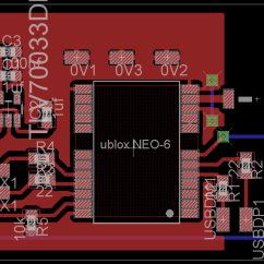 Simple Am Receiver Circuit Diagram Wiring For Ignition Switch Ublox Neo 6 Gps Module Usb Connection | Chris Stubbs