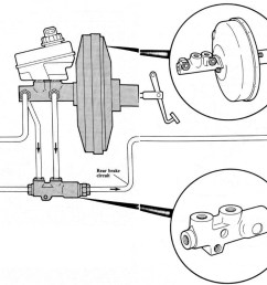 a 10 diameter power brake booster with integrated master cylinder is lighter and more compact and produces a high degree of power assist  [ 1323 x 724 Pixel ]