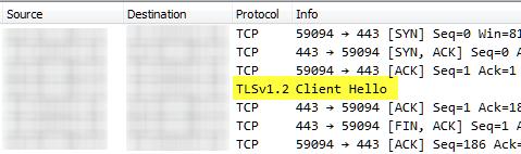 TLS Client Capture