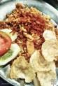 nasi goreng ala bong (bong fried rice)